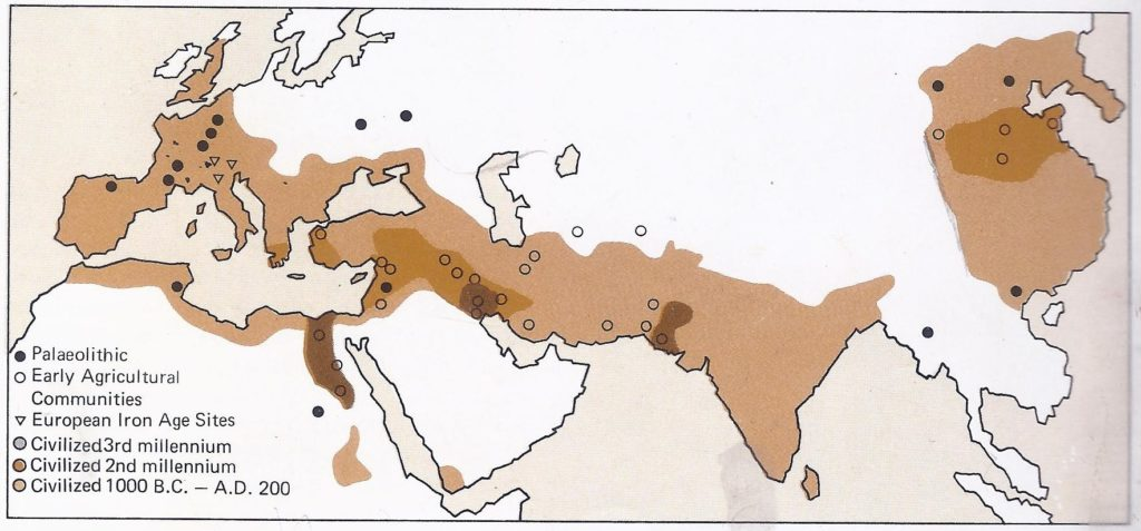Early Centres of Civilization