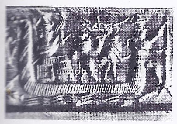 Akkadian Ship