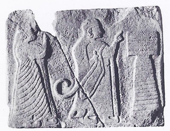 Hittite Empire king and queen