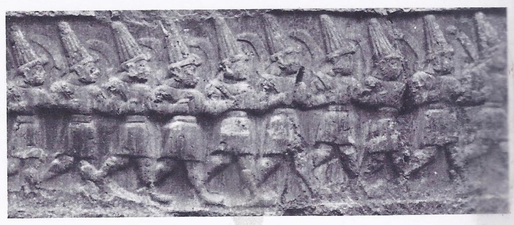 Hittite Empire warriors