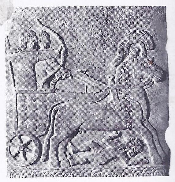 Hittite Empire war chariot
