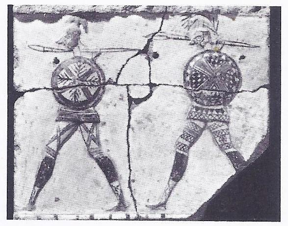 Achaean warriors